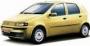 Оптика и кузовные детали на Fiat Punto с1999г по 2002г