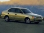 Оптика и кузовные детали на Hyundai Accent 2003
