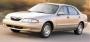 Оптика и кузовные детали на Mazda 626  c1997 по2000г