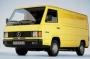 Оптика и кузовные детали на MercedesBenz 100d c1986 по 1992г
