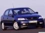 Оптика и кузовные детали на Opel Astra G c1998 по 2004г