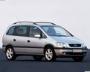 Оптика и кузовные детали на Opel Zafira A c1999г по 2005г
