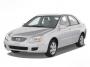 Оптика и кузовные детали на Kia Spectra с2001 по 2004г