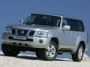 Оптика и кузовные детали на Nissan Patrol Y61