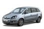 Оптика и кузовные детали на Opel Zafira B с 2005 г по 2009 г