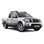 Оптика и кузовные детали на Nissan Navara
