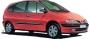 Оптика и кузовные детали на Renault Megane Scenic с 1999 по 2003г