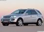 Оптика и кузовные детали на Mercedes benz ML W164
